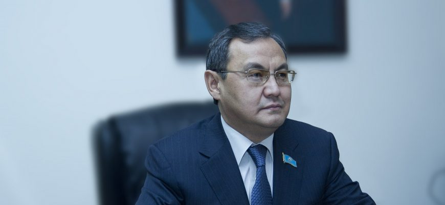 Будем заниматься переработкой зерна и экспортировать готовую продукцию - А.Куришбаев
