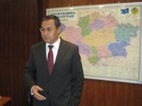 Новость на Казах-зерно: Казахстан: Будем заниматься переработкой зерна и экспортировать готовую продукцию - А.Куришбаев