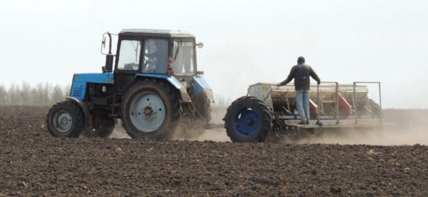 Посевная в Кыргызстане началась на две недели раньше, чем в 2017 году