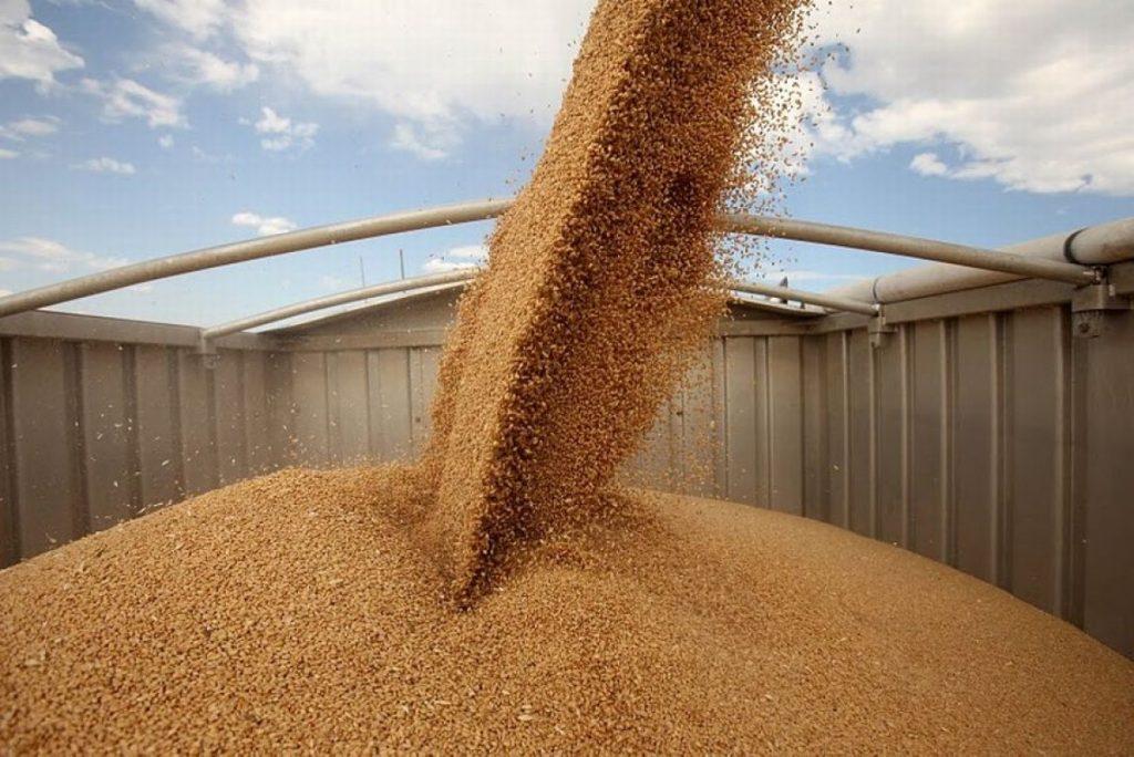 За прошлую неделю пшеница в США и Франции сорвалась вниз