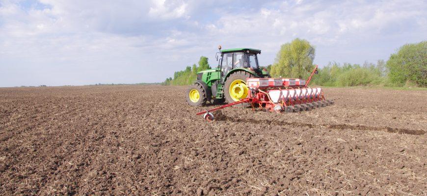 Яровыми зерновыми на юге Казахстана засеяно 90 тыс. га