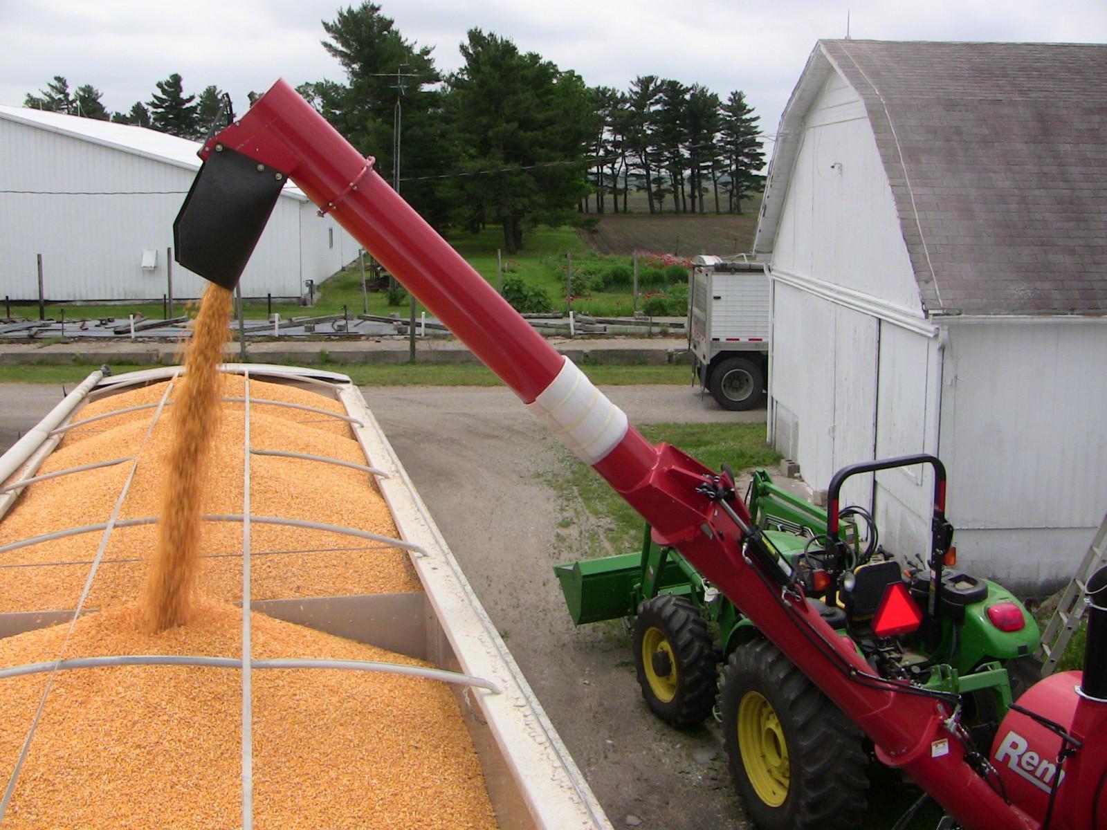 Производство зерна в Канаде может достичь 61,2 млн. тонн — IGC