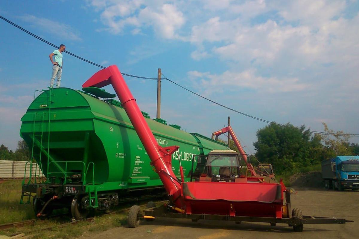 Казахстан лидирует по импорту зерна из Алтайского края