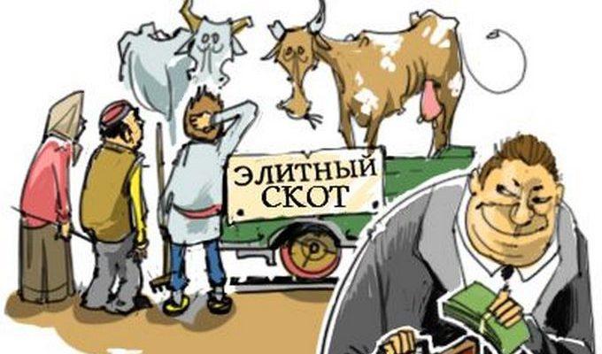 Кого обманывают мясные олигархи
