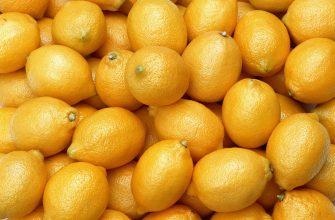 Цены на лимоны бьют рекорды