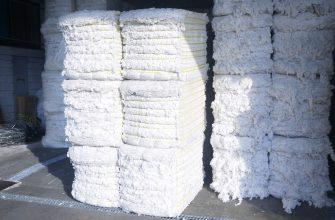 Экспорт индийской хлопчатобумажной пряжи и ткани снизился на 24%