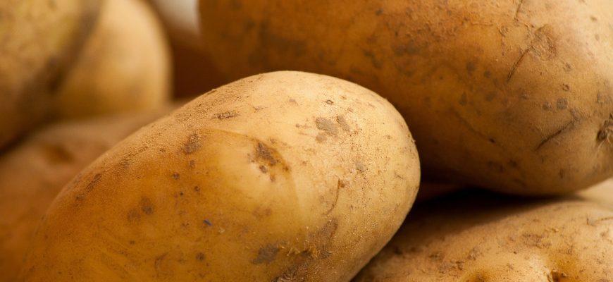Картофель не дешевеет