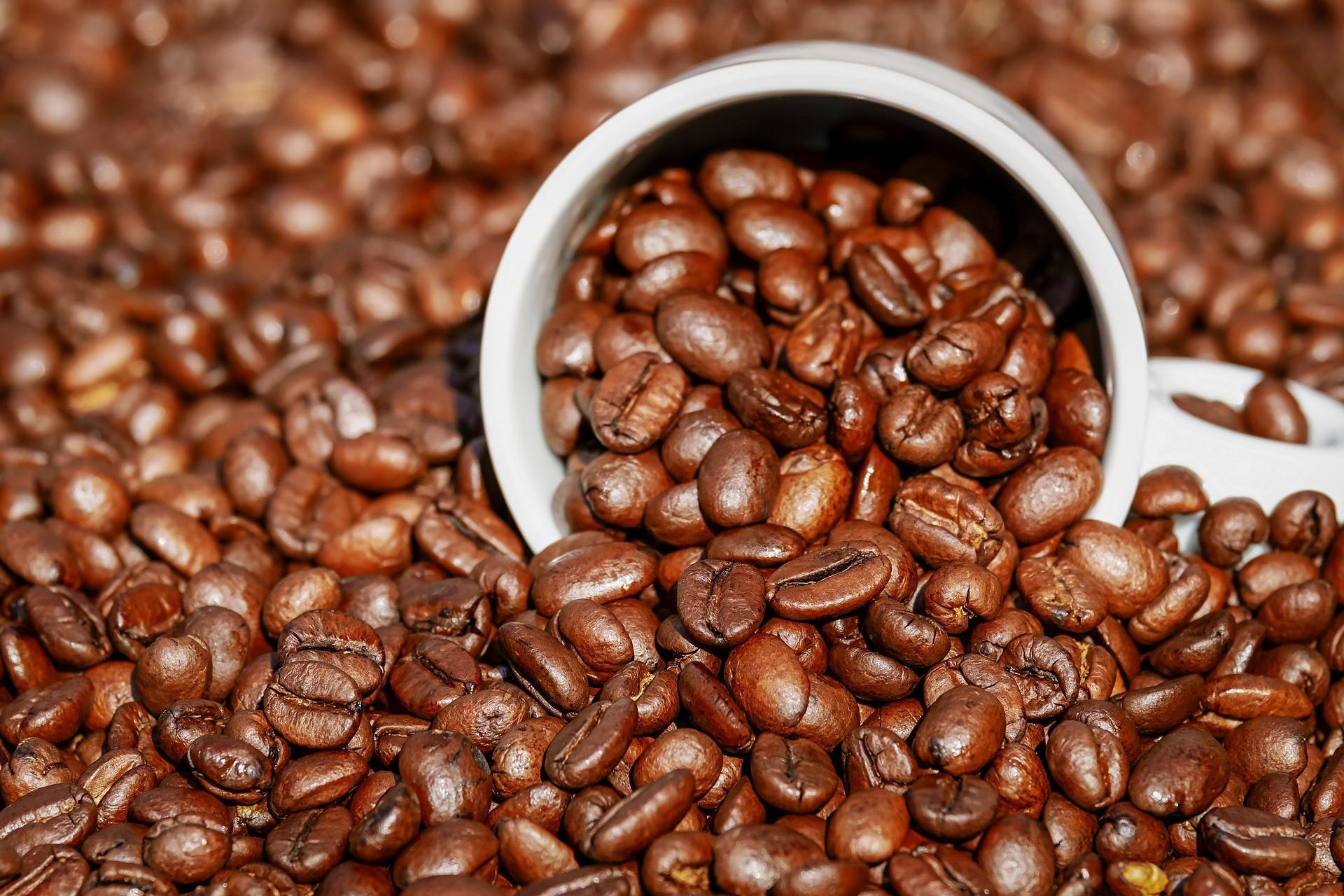 За июль котировки кофе потеряли десятую часть своей стоимости
