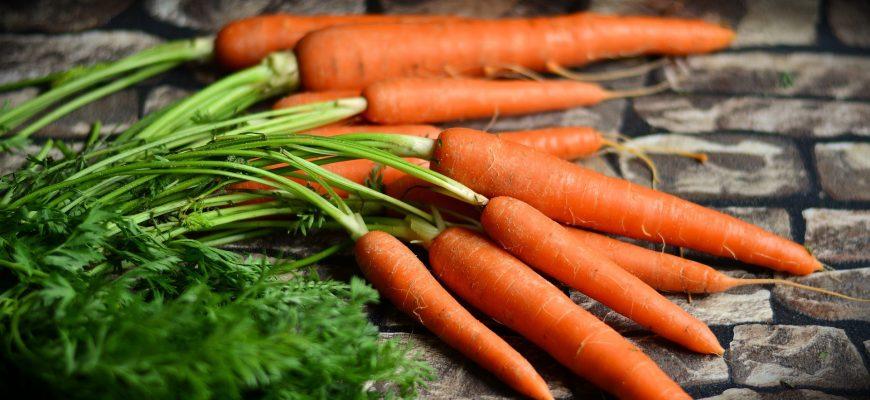 В Петропавловске морковь подорожала на 22%