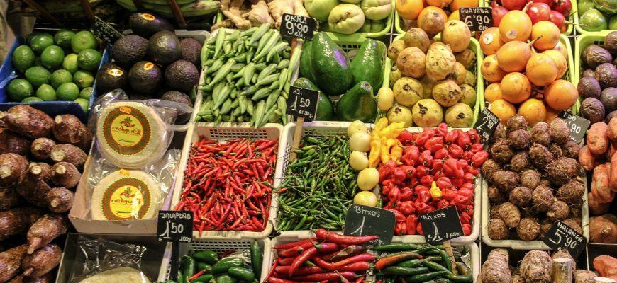 Цены на овощи падают. Качество тоже
