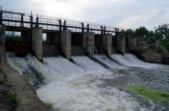 В Кызылординской области продолжается реконструкция гидроузла