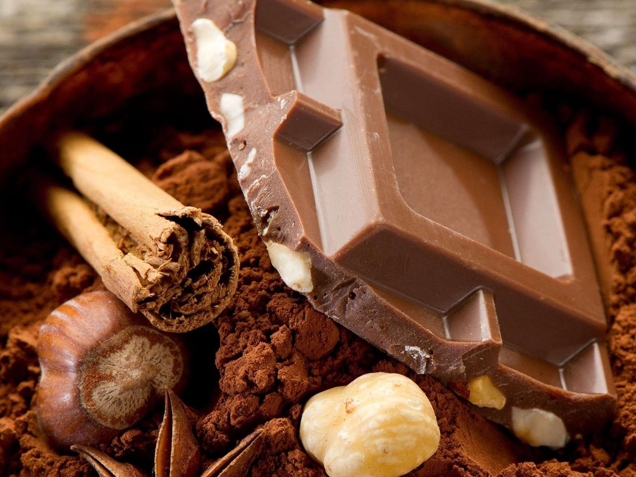Россияне не откажутся от шоколада