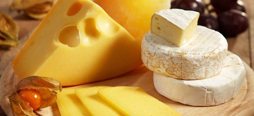 Алтайский край уже экспортировал 600 тонн сыра