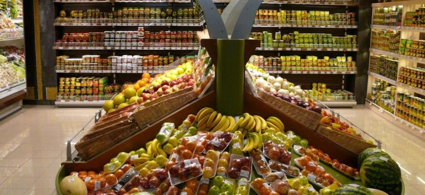 В конце 2018г. почти во всех странах ЕС существенно подорожали овощи, фрукты снизились в цене