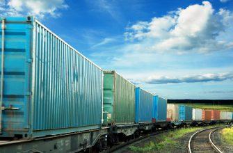 Омские аграрии увеличили объемы железнодорожных поставок продовольствия