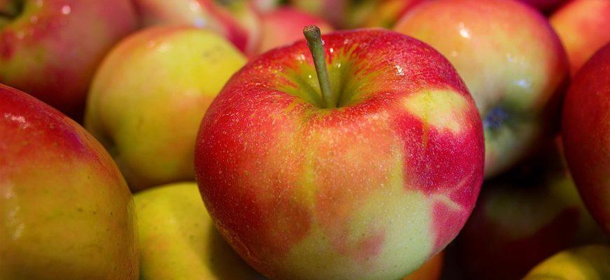 Иран намерен увеличить экспорт яблок в пять раз