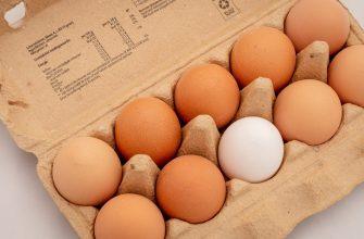 По 10 яиц в одни руки