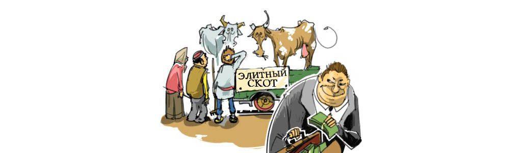 Кому выгодно загнать сельское хозяйство Казахстана в долговую яму?