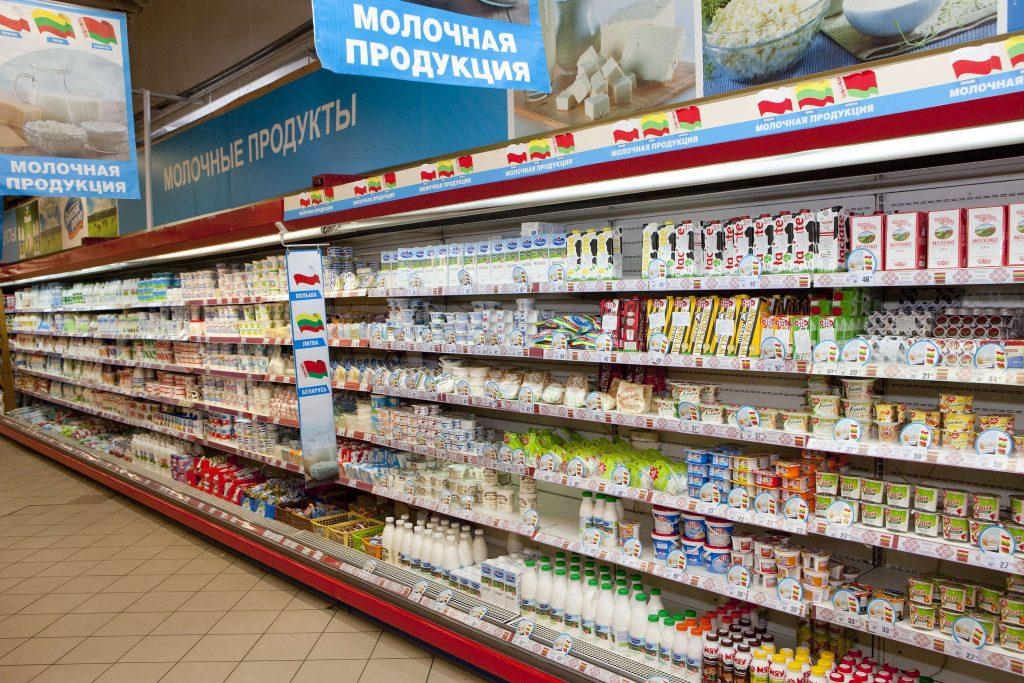 В России пытаются сдержать цены на базовые продукты питания