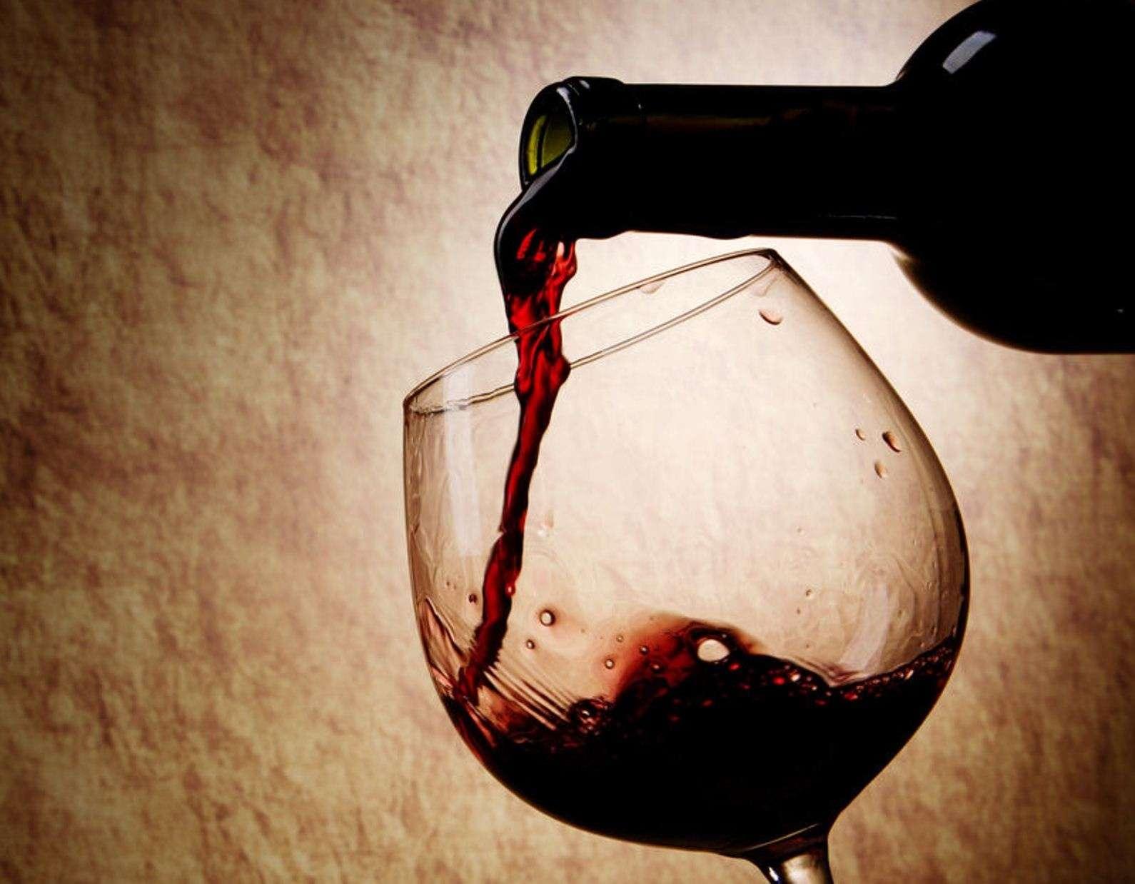 Спасибо что, картинка с вином в бокале