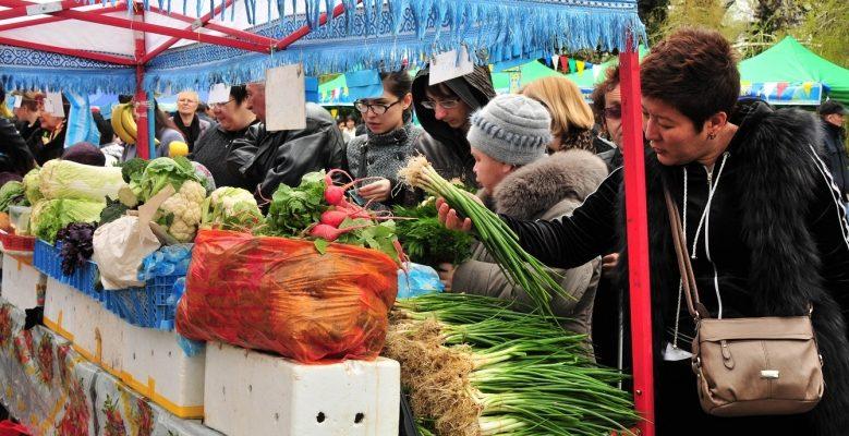 Акмолинские аграрии привезут в Нур-Султан свою продукцию
