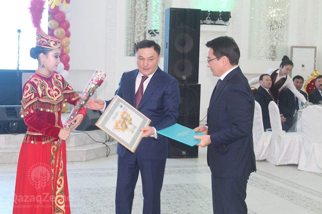 Четвертую часть казахстанского зерна собрали с акмолинских полей