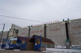 Зерно из разных регионов стекается на акмолинский элеватор