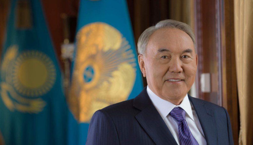 С Праздником Первого Президента Казахстана!