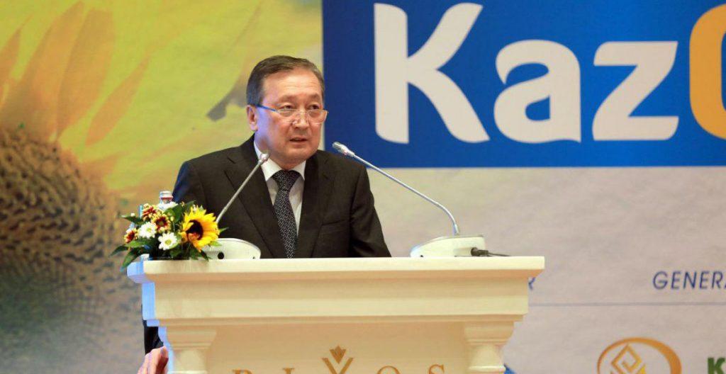 Интервью, которого не было …глава МСХ РК не рискнул беседовать с «КазахЗерно.kz»