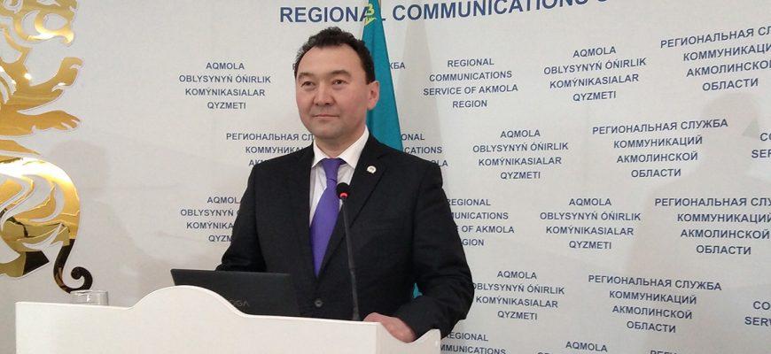В Зерендинском районе Акмолинской области подвели итоги развития за 2019 год