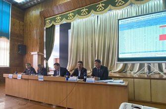 Рассмотрены задачи сельского хозяйства  Акмолинской области на 2020 год
