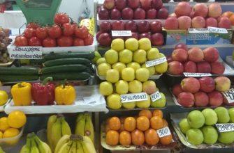 В СКО в новом году больше всего подорожали огурцы, помидоры и крупы