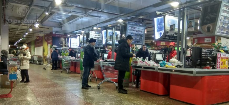 Где и какие продукты можно купить подешевле в Петропавловске