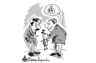 Казахстанские чиновники в шаге от продразверстки
