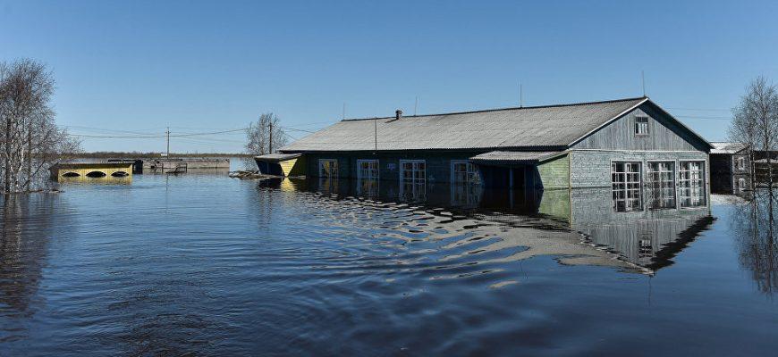 В Северо-Казахстанской области более 90 сел могут оказаться под водой
