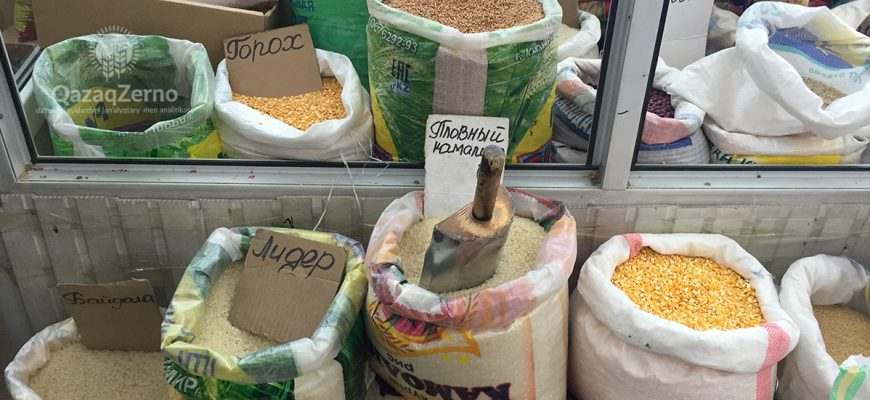 Цены на овощи в Жамбылской области диктует межсезонье