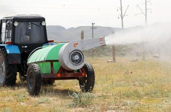 В Жамбылской области продолжается обработка территорий против саранчи