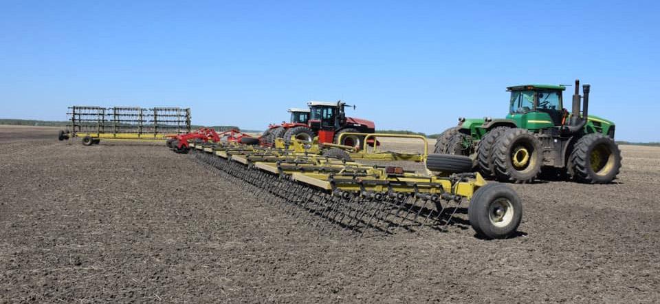 Яровой сев на калининградских полях закончен в положенные сроки