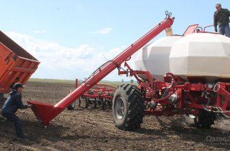 В Акмолинской области засеяно свыше 60% зерновых культур