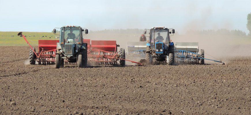 Весенне-посевные работы в Жамбылской области выполнены на 92,2%
