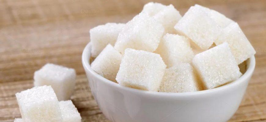 Казахстан в ТОП-3 по импорту сахара из России