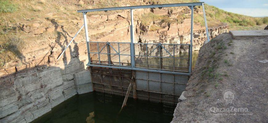 На ремонт водохранилищ выделено более 180 млн тенге