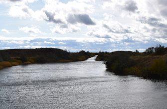 Пойме реки Шидерты грозит Арал местного значения