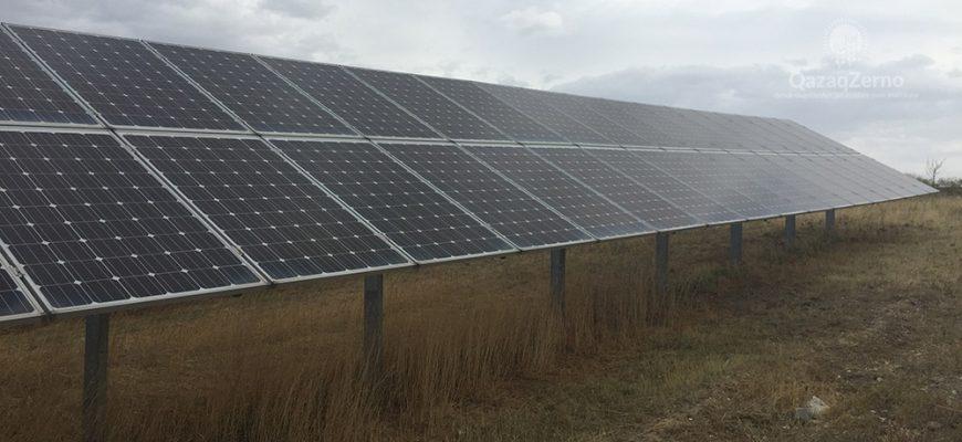 Энергия солнца: свет дает природа