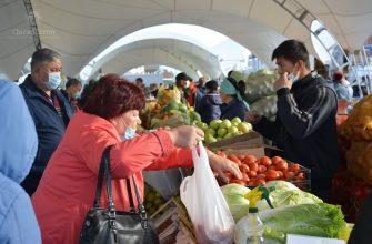 Дешевые и качественные продукты для столицы