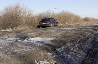 Североказахстанские дороги: километры Кошмара