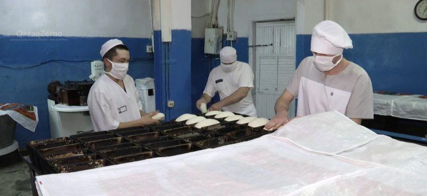 Пекарня в колонии