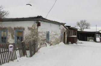 Cельчанам из-за нехватки питьевой воды приходится топить снег