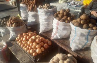 Подорожал картофель, овощи, молочные продукты
