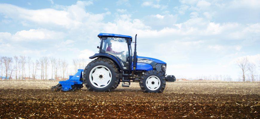 Рост производства тракторов и комбайнов